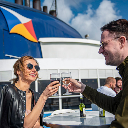 NHS, Social Care & Frontline Workers Day – Thank you Event P&O Ferries