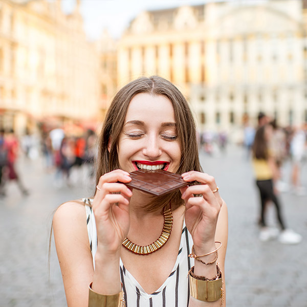 Enjoy Brussels Chocolate