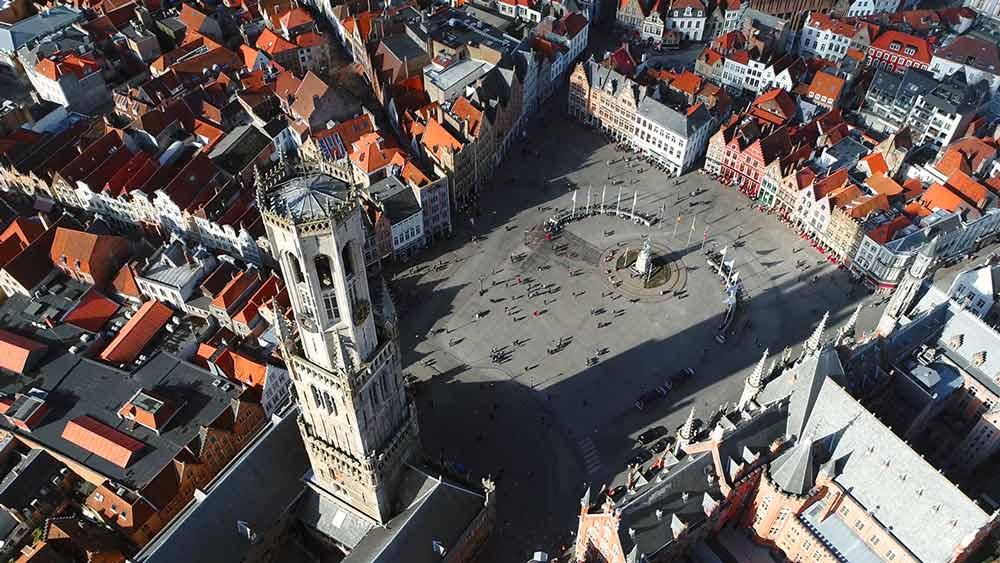 Bruges Belfry Tower