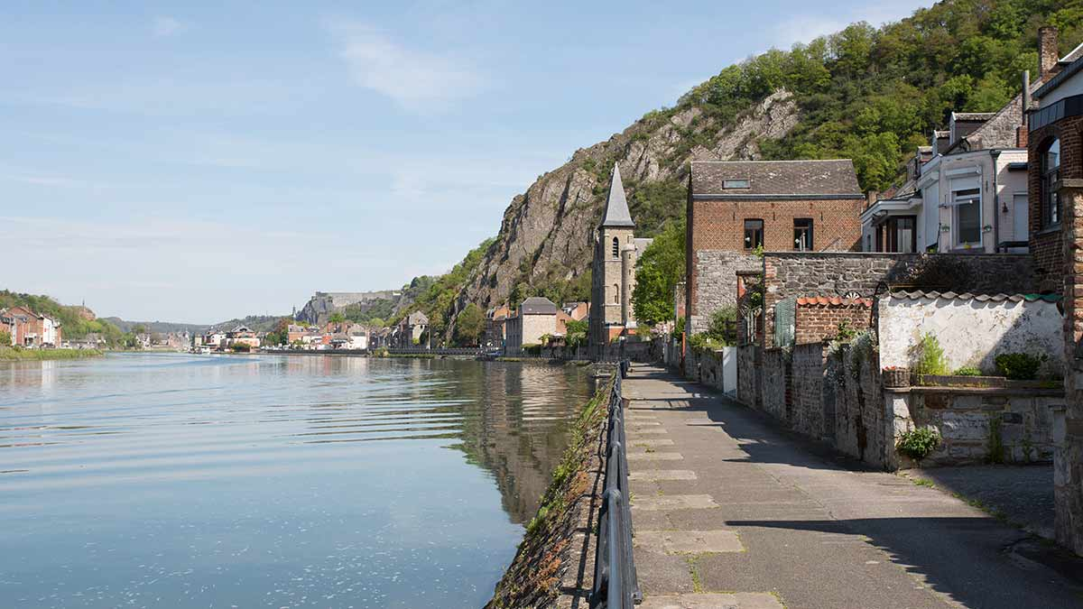 Things to do in Dinant, Belgium