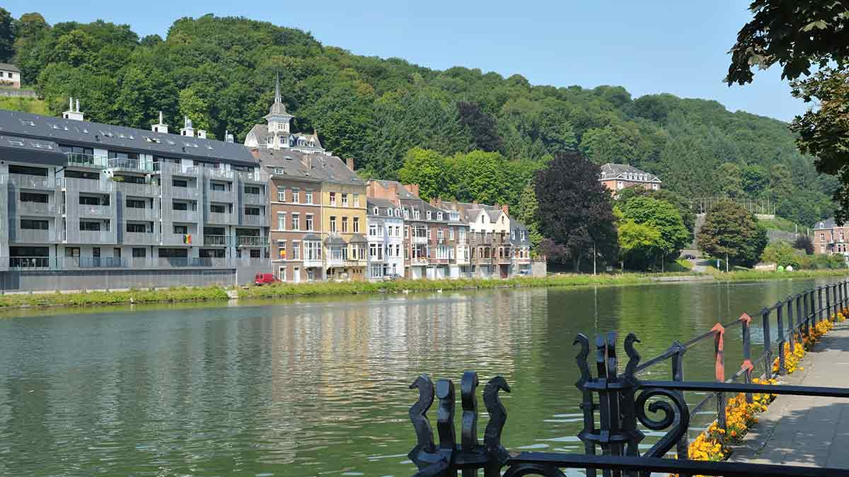 Dinant holiday location in Belgium