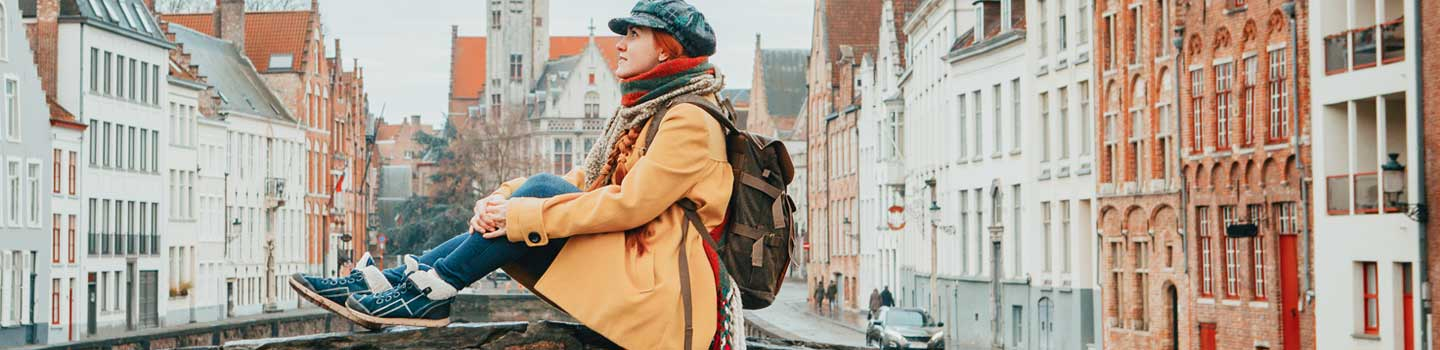 Visit Bruges in winter with P&O Ferries