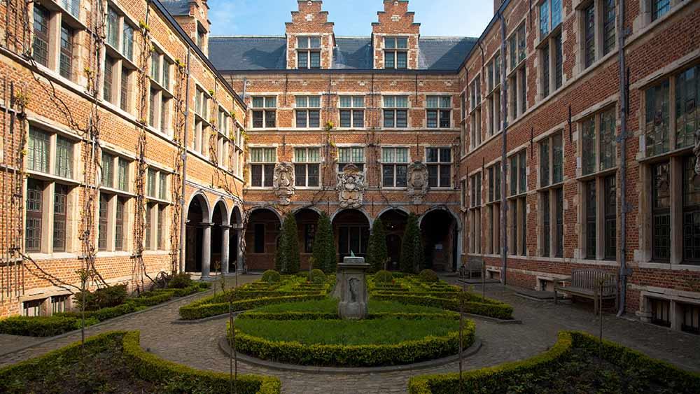 Museum in Antwerp