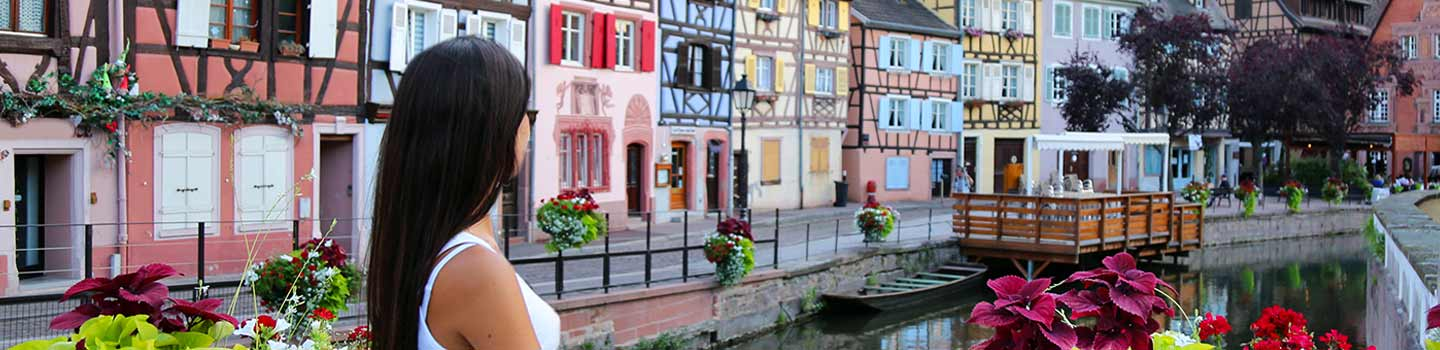 Things to do in Colmar, France - See colourful houses