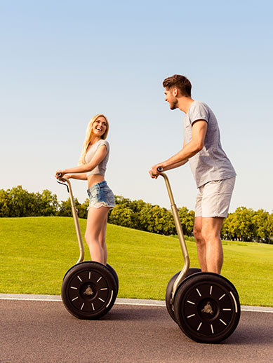 Take a Segway tour in Colmar, France