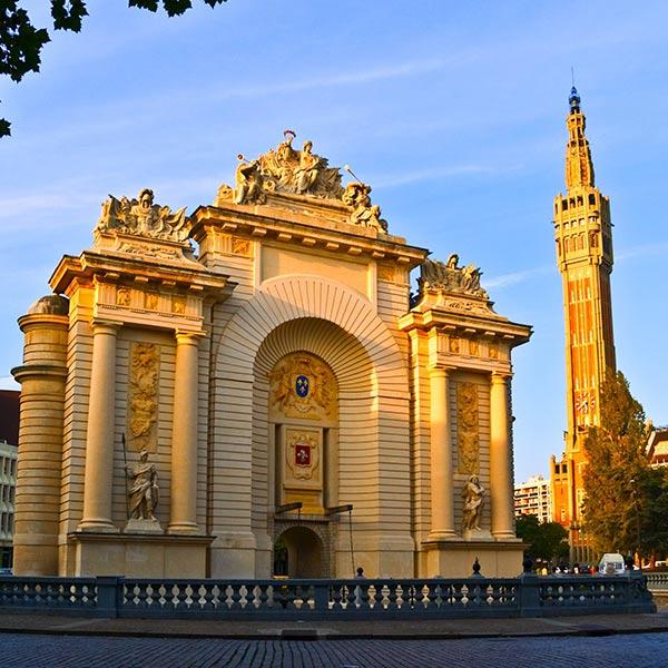 Lille City Bus Tour