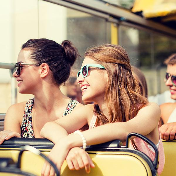 Nice bus tour