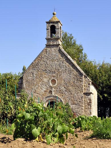 Chapel of Verniette of Conlie