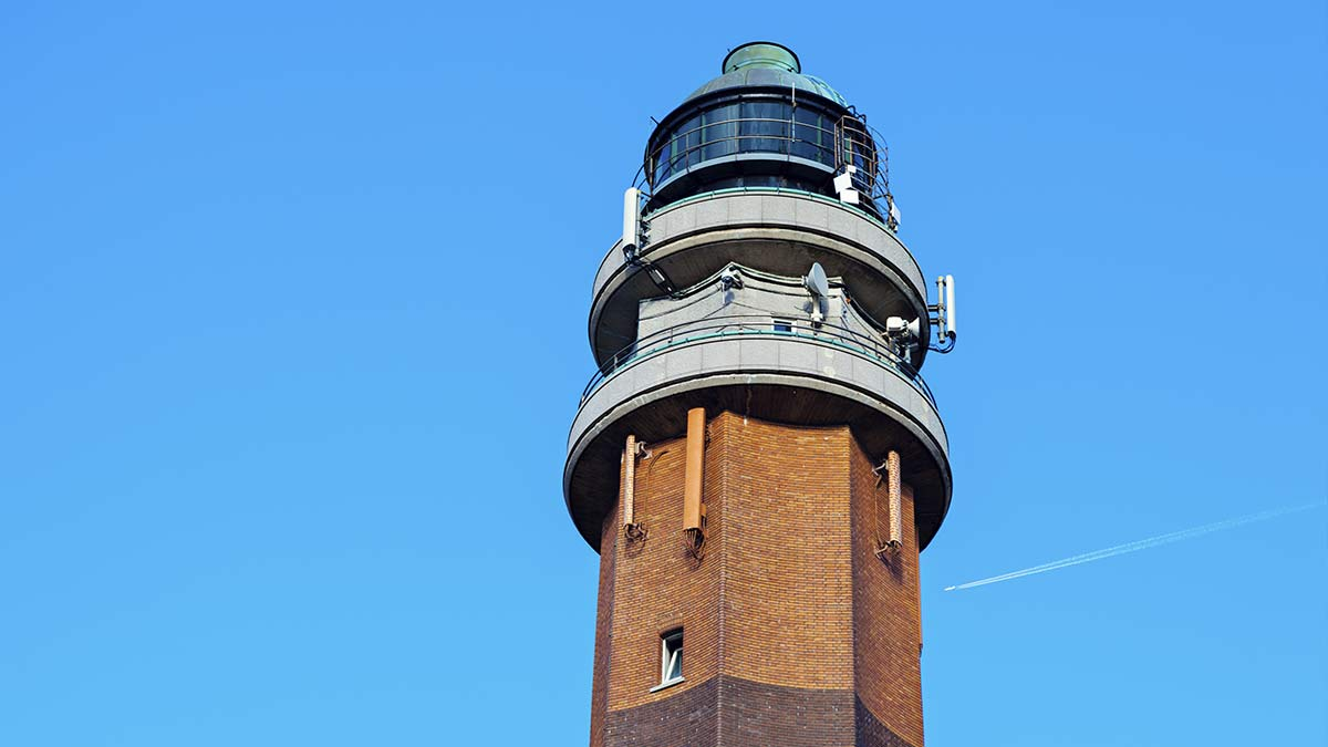 Le Touquet Lighthouse in France
