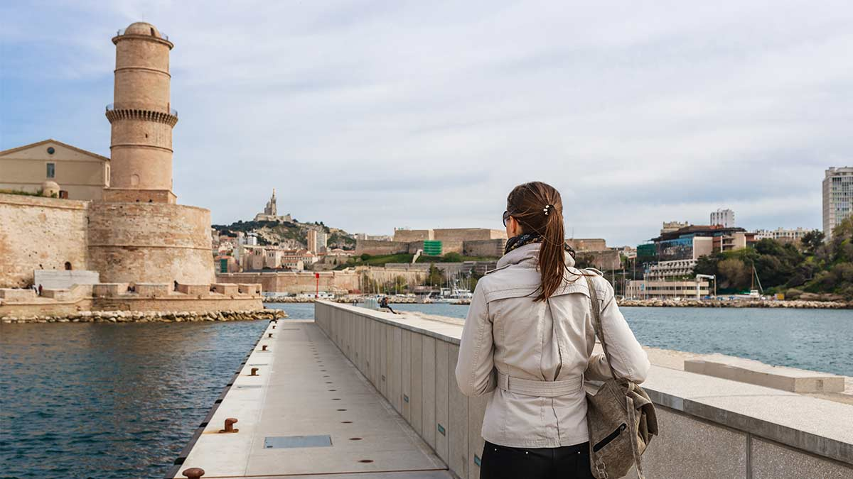 Exploring Marseille in France