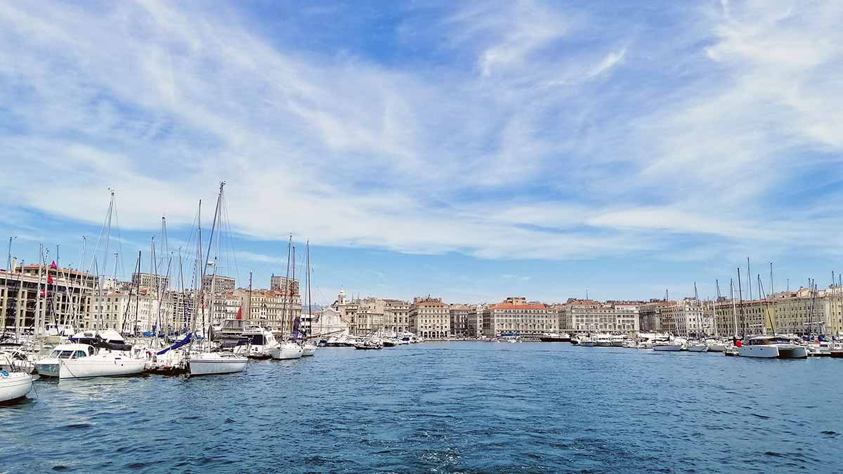 Old Port in Marseille