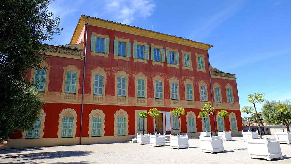 Mattisse Museum in Nice, France