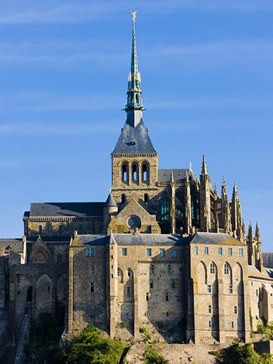 Notre Dame De Bayeux Cathedral