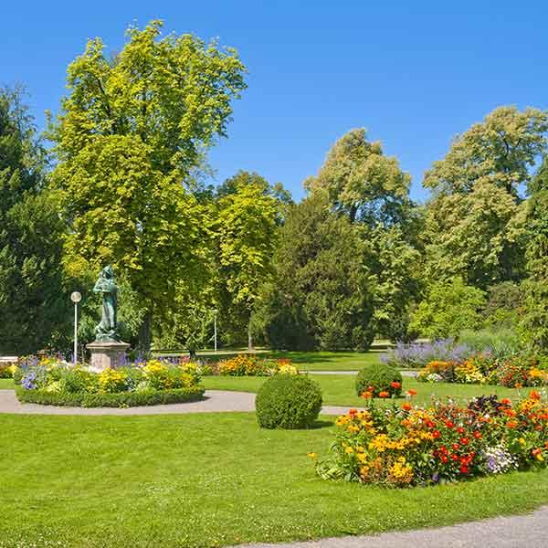 Park in Strasbourg