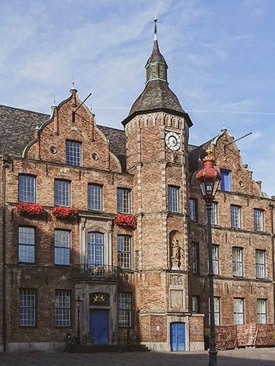Architecture in Dusseldorf, Germany