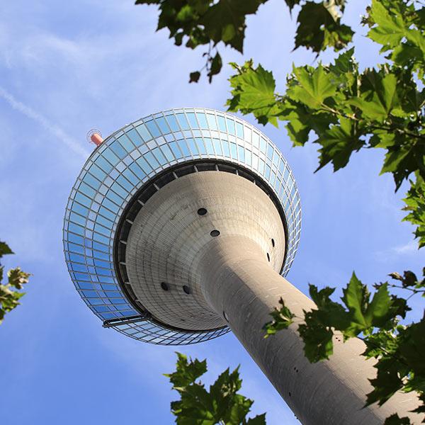 Rhein Tower Dusseldorf