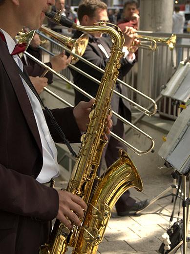 Music in Hamburg
