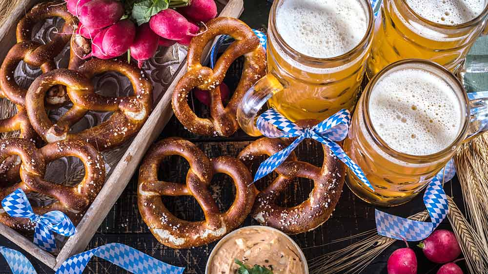 Munich Oktoberfest Food Options Germany