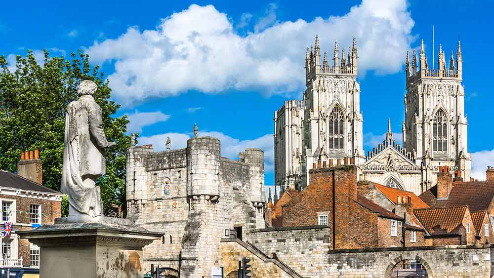 Attractions in York - York Minster