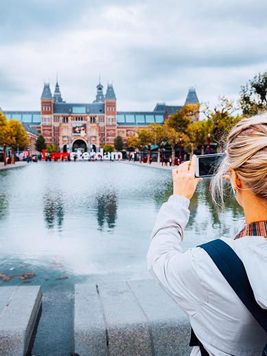 Attractions in the Netherlands - Rijksmuseum, Amsterdam