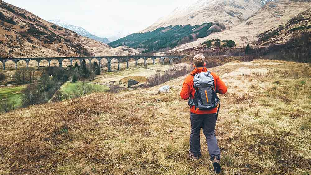 Glenfinnan Viaduct, Scotland Attractions