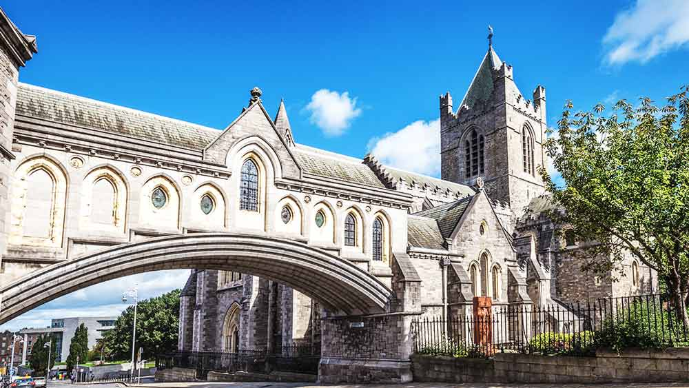 Attractions in Dublin - Christ Church Cathedral