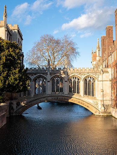 Architecture à Cambridge