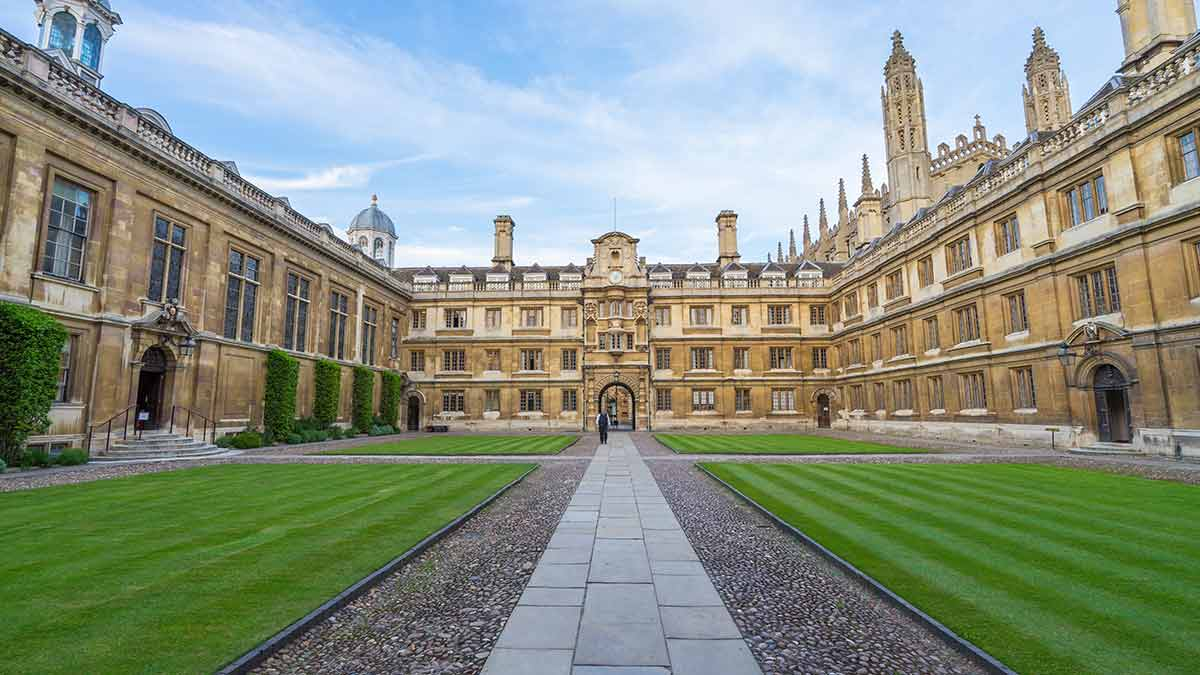 Clare College University of Cambridge