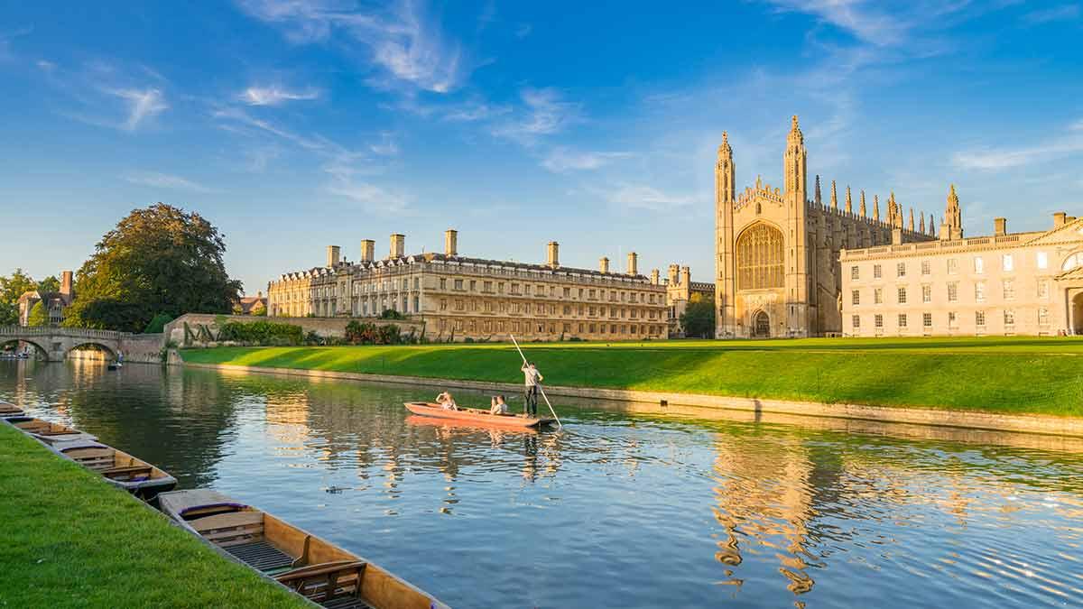 College in Cambridge