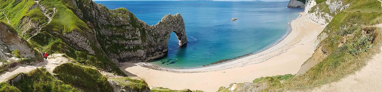 Durdle Door Jurassic Coast in Dorset