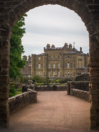 Culzean Castle in Glasgow