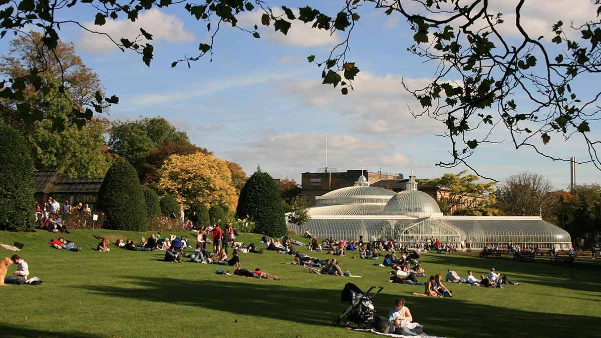 Jardins botaniques de Glasgow