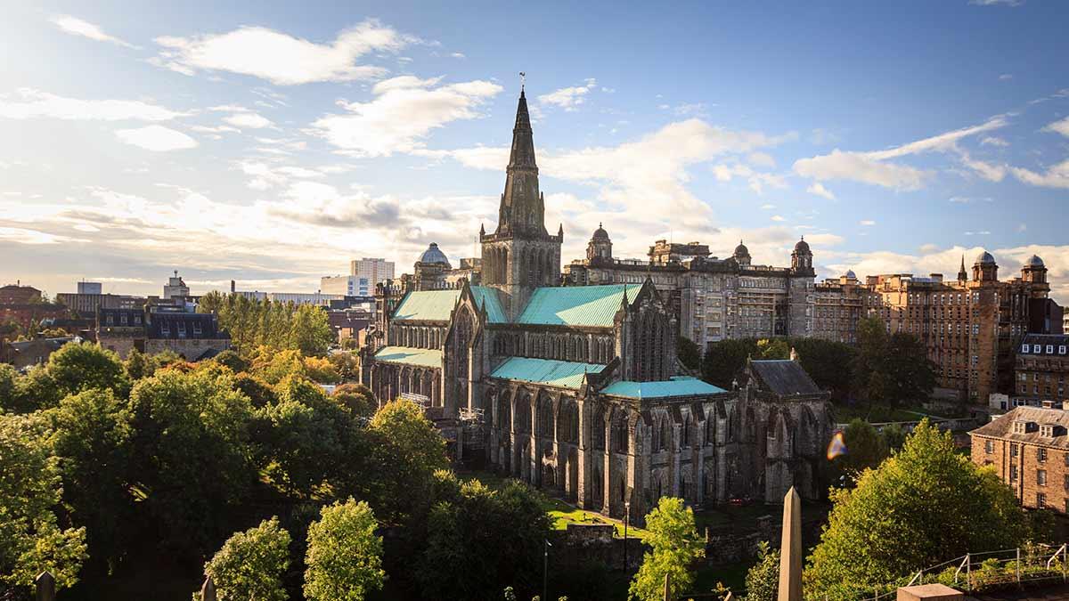 Cathédrale de Glasgow