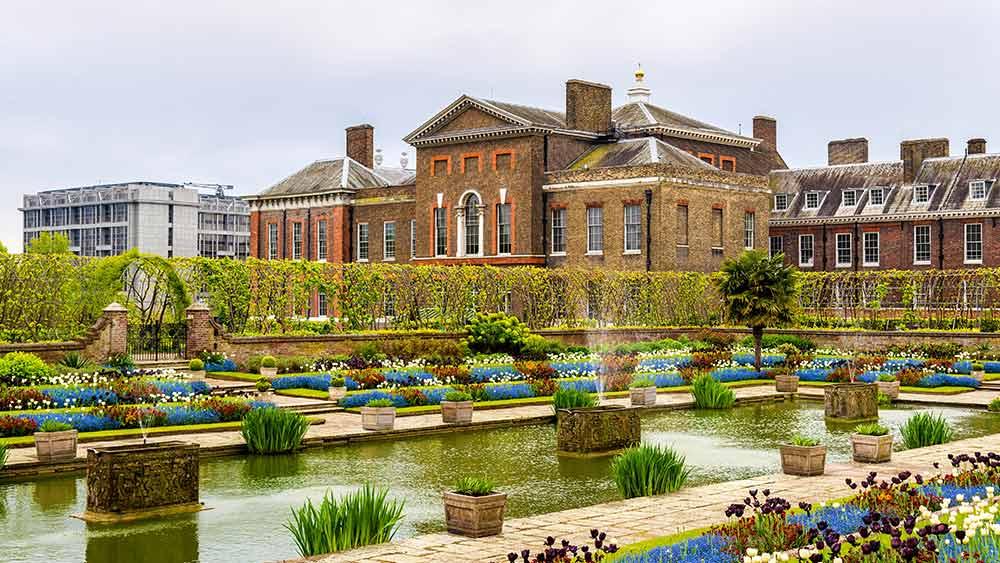 View of Kensington Palace