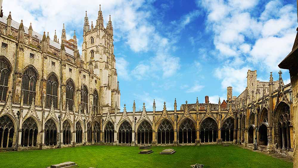 Canterbury Cathedral in Kent