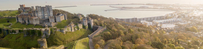 Historische Stätten im Süden Englands