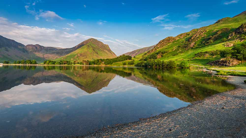 Lake District in Engeland