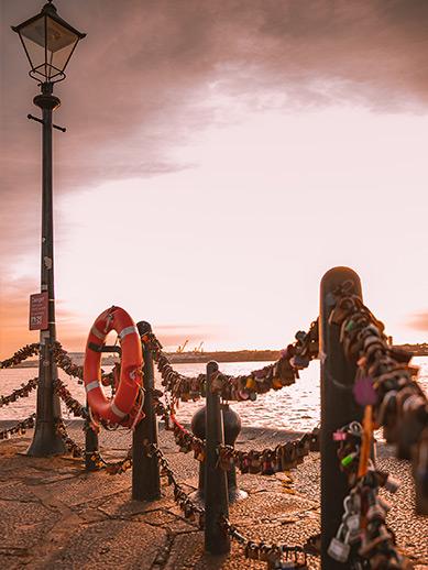 Veerbootterminal van Liverpool