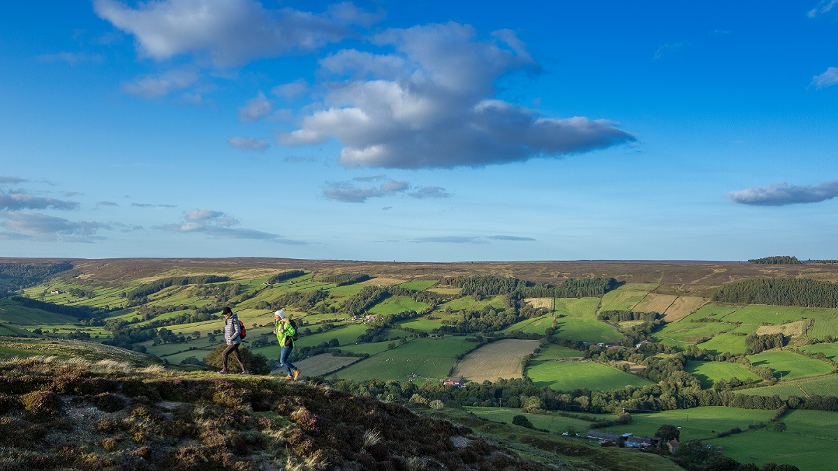 Activiteiten in de North York Moors