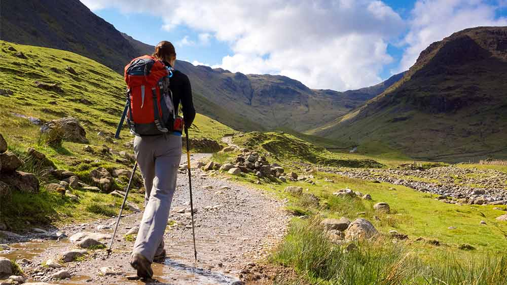 Marcher dans le Peak District