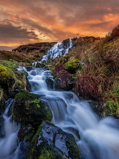 The Isle of Skye in Scotland