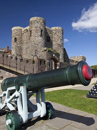 Rye Castle, England