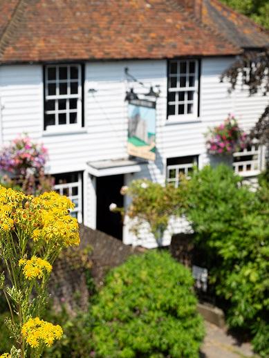 Pub in Rye, England