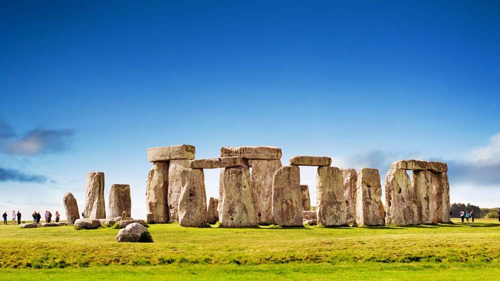 Stonehenge dans le Wiltshire, en Angleterre