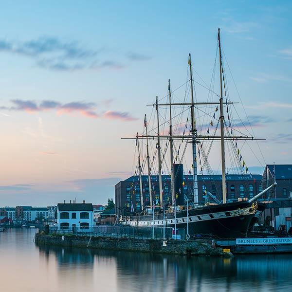 Great Britain-Werft, Bristol
