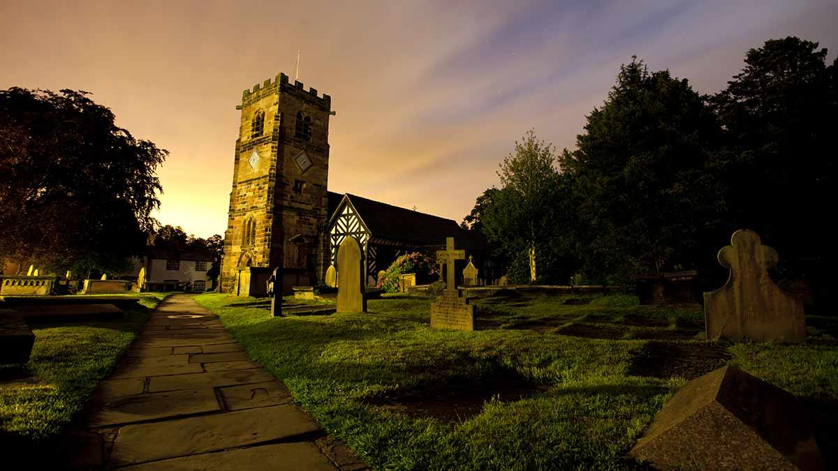Cheshire in Großbritannien