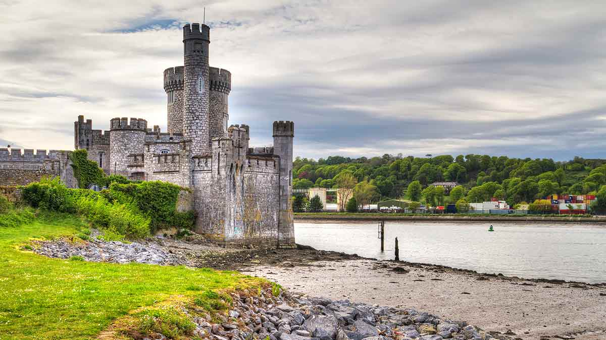 Le château de Blackrock à Cork