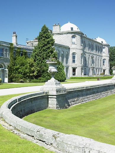 Grafschaft Wicklow in Irland