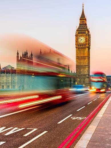 Big Ben in Londen, Engeland