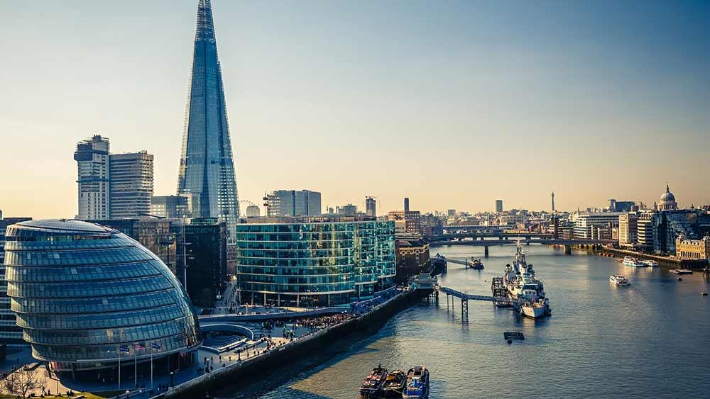 Londres en Angleterre